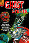 Cover for Ghost Stories (Dell, 1962 series) #19