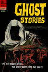 Cover for Ghost Stories (Dell, 1962 series) #23