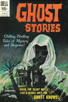 Cover for Ghost Stories (Dell, 1962 series) #30