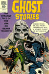 Cover for Ghost Stories (Dell, 1962 series) #31
