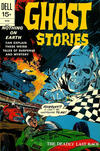 Cover for Ghost Stories (Dell, 1962 series) #33