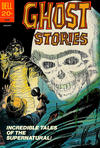 Cover for Ghost Stories (Dell, 1962 series) #35