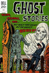 Cover for Ghost Stories (Dell, 1962 series) #37
