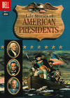 Cover Thumbnail for Life Stories of American Presidents (1957 series) #1 [$0.25 Cover]