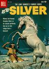 Cover for The Lone Ranger's Famous Horse Hi-Yo Silver (Dell, 1952 series) #36