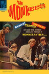 Cover for The Monkees (Dell, 1967 series) #8