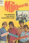 Cover for The Monkees (Dell, 1967 series) #17