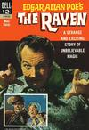 Cover for Poe's The Raven (Dell, 1963 series) #12-680-309