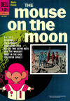 Cover for The Mouse on the Moon (Dell, 1963 series) #530