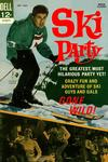 Cover for Ski Party (Dell, 1965 series)
