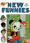 Cover for New Funnies (Dell, 1942 series) #93