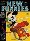 Cover for New Funnies (Dell, 1942 series) #97