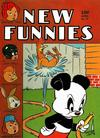 Cover for New Funnies (Dell, 1942 series) #98