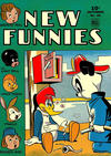 Cover for New Funnies (Dell, 1942 series) #103