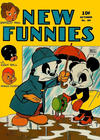 Cover for New Funnies (Dell, 1942 series) #104