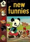 Cover for New Funnies (Dell, 1942 series) #105