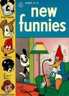 Cover for New Funnies (Dell, 1942 series) #106