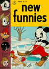 Cover for New Funnies (Dell, 1942 series) #107