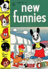 Cover for New Funnies (Dell, 1942 series) #108
