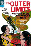 Cover for The Outer Limits (Dell, 1964 series) #13