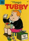 Cover for Marge's Tubby (Dell, 1953 series) #24