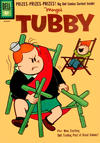Cover for Marge's Tubby (Dell, 1953 series) #47