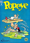 Cover for Popeye (Dell, 1948 series) #6