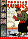 Cover for Popular Comics (Dell, 1936 series) #14