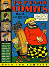 Cover for Popular Comics (Dell, 1936 series) #16