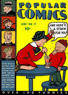 Cover for Popular Comics (Dell, 1936 series) #17