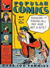 Cover for Popular Comics (Dell, 1936 series) #28
