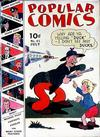 Cover for Popular Comics (Dell, 1936 series) #41