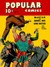 Cover for Popular Comics (Dell, 1936 series) #49