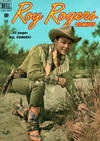 Cover for Roy Rogers Comics (Dell, 1948 series) #28