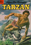 Cover for Edgar Rice Burroughs' Tarzan (Dell, 1948 series) #63