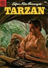 Cover for Edgar Rice Burroughs' Tarzan (Dell, 1948 series) #65
