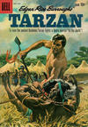 Cover for Edgar Rice Burroughs' Tarzan (Dell, 1948 series) #120