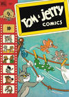 Cover for Tom & Jerry Comics (Dell, 1949 series) #60