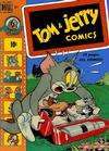 Cover for Tom & Jerry Comics (Dell, 1949 series) #70