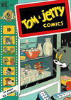 Cover for Tom & Jerry Comics (Dell, 1949 series) #72