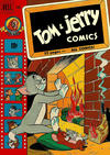 Cover for Tom & Jerry Comics (Dell, 1949 series) #78