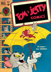 Cover for Tom & Jerry Comics (Dell, 1949 series) #80