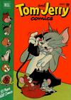 Cover for Tom & Jerry Comics (Dell, 1949 series) #85