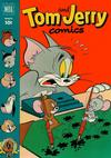 Cover for Tom & Jerry Comics (Dell, 1949 series) #92