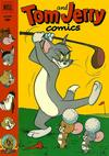 Cover for Tom & Jerry Comics (Dell, 1949 series) #97
