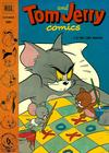 Cover for Tom & Jerry Comics (Dell, 1949 series) #98