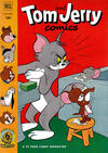 Cover for Tom & Jerry Comics (Dell, 1949 series) #100