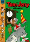 Cover for Tom & Jerry Comics (Dell, 1949 series) #102