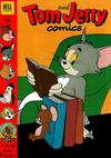 Cover for Tom & Jerry Comics (Dell, 1949 series) #104