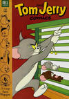 Cover for Tom & Jerry Comics (Dell, 1949 series) #107